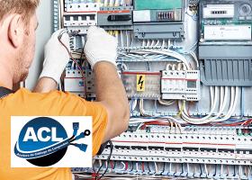 ACL montage tableau électrique